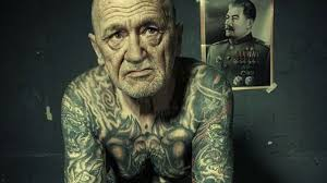 awesome old people with incredible tattoos