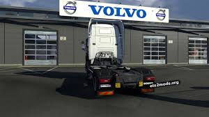 volvo big garage mod ets2 mods download volvo big garage mod made by homers for ets2 mods tested on 1 16 version