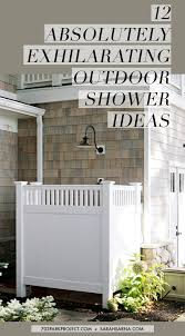 Outdoor Shower Room - outdoor shower ideas banner1 jpg