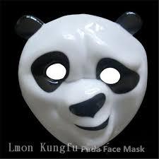 Kung Fu Panda Halloween Costumes Compare Prices Panda Costume Mask Shopping Buy