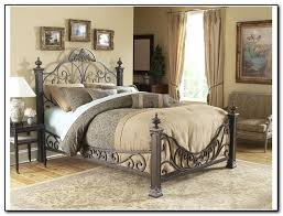 Iron Bed Set Wrought Iron Bedroom Sets Bedroom Wrought Iron Set Modern Sets