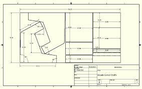 Tankstick Cabinet Plans Diy Bartop Arcade Cabinet Plans Diy Mini Arcade Cabinet Plans Diy