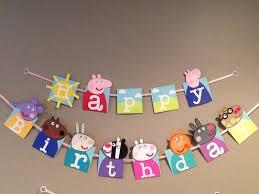25 peppa pig happy birthday ideas peppa pig
