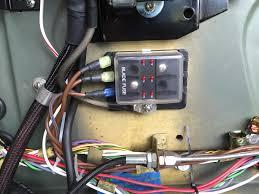 wiring a fuse panel rigmoor com