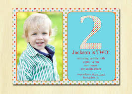 Example Of Birthday Invitation Card 2 Year Old Birthday Invitations Templates Drevio Invitations Design