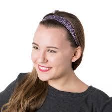 hipsy headbands hipsy adjustable no slip bling glitter princess wide headband