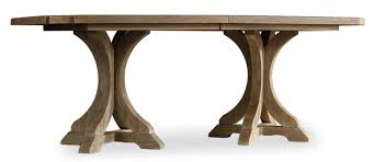 simple design rectangular pedestal dining table stylish and