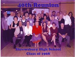 50th high school class reunion shrewsbury high school alumni association