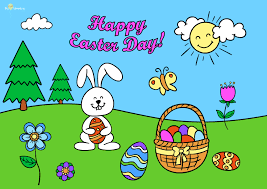 easter egg animated coloring page to download and print big fun