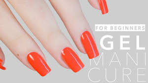diy how to get salon perfect gel nails like a pro at home for