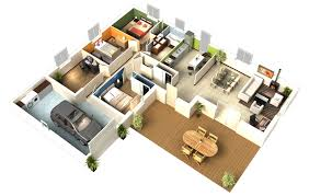 plan de maison avec cuisine ouverte modèle fluorine c maisons d en modèle de construction de