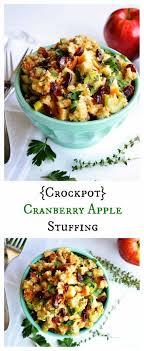 crockpot cranberry apple house of yumm