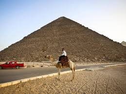 pyramid giza archaeologists brink uncovering