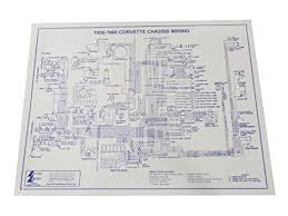 1960 corvette wiring diagram 1960 wiring diagrams