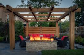 stunning gazebo with fire pit plans great gazebo with fire pit