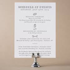 letterpress wedding events cards for wedding invitations