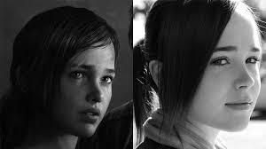 page says the last of us ellie ripped my likeness