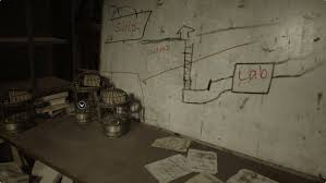 Map Room Resident Evil 7 Guide And Walkthrough 7 0 Salt Mines And The Final
