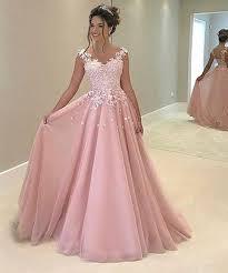 pink dress stylish pink lace prom dress pink evening dress prom