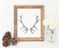 28 deer antler home decor deer antler decor ebay awesome deer antler home decor galvanized decor deer antler printable gallery by