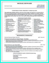 Construction Company Resume Click Here To Download This Construction Site Supervisor Resume