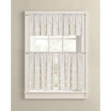 Window Treatment Valance Ideas Kitchen Awesome Cotton Cafe Curtains Kitchen Window Treatments