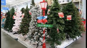 christmas décor at walmart 2016 youtube