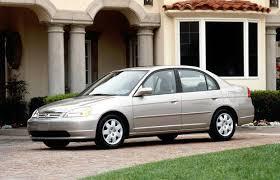 2002 honda civic reviews car review 2001 2004 honda civic driving