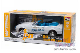 1967 camaro diecast 1967 chevy camaro convertible indianapolis 500 mile race 18221 1