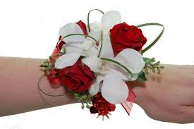 white orchid corsage white orchid wrist corsage cbccla03 flower patch