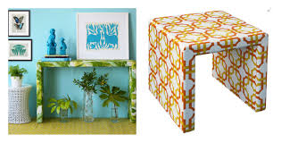 Zanui Side Table Channeling Almodovar Spanish Inspired Style Get Inspired Daily