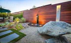 modern water feature unique modern water feature garden light design contemporary