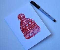 16 best winter images on lino cuts block prints and