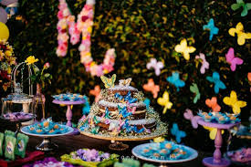 kara u0027s party ideas flower and butterfly garden party