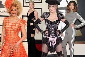 madonna halloween costumes worst dressed stars at 2015 grammy awards madonna joy villa and