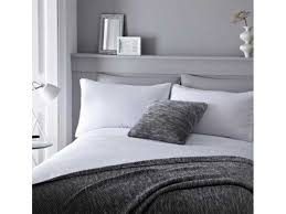 pom pom white duvet cover sets