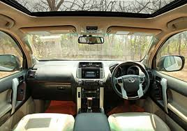 Toyota Land Cruiser Interior Toyota Land Cruiser Prado Pictures See Interior U0026 Exterior Toyota
