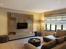 Contemporary Fitted Bedroom Furniture 1 Bespoke Built In Fitted Tv Units Cabinets High Gloss Luxury