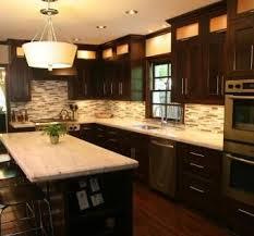 Dark Oak Kitchen Cabinets  Kitchen Storage Organization - Hardwood kitchen cabinets