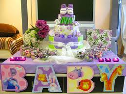 homemade baby shower decorations baby shower decoration ideas