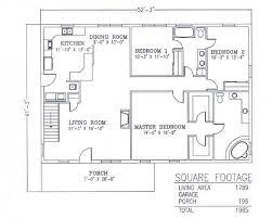 Garage Floor Plans With Living Quarters Steel Buildings With Living Quarters Floor Plans Bedrooms 3