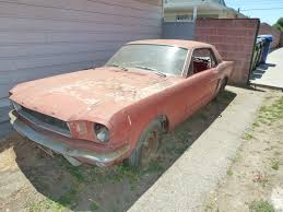 ford mustang questions i have a 19641 2 mustang it needs work
