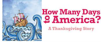 how many days to america bookpagez