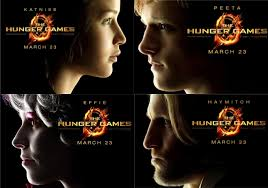 """The Hunger Games"" Trailer"