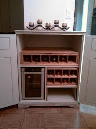 Antique Bar Cabinet Furniture How To Turn A Vintage Radio Cabinet Into A Bar Vintage Radios