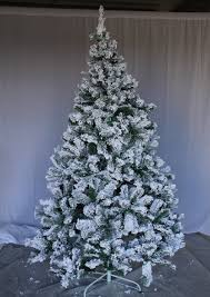 flocked christmas tree care best images collections hd for
