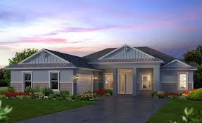 Plantation Style Homes New Homes In Plantation Bay Ormond Beach Ici Homes