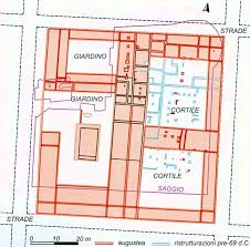 Roman Domus Floor Plan File Plan Of An Ancient Roman House Jpg Wikimedia Commons