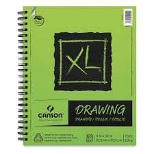 canson xl drawing pads blick art materials