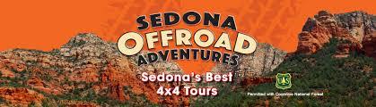 Sedona Map Sedona Offroad Adventures